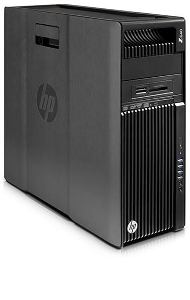 Hewlett Packard z640