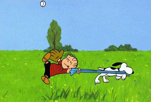 Giving Linus A Break Animation Magazine