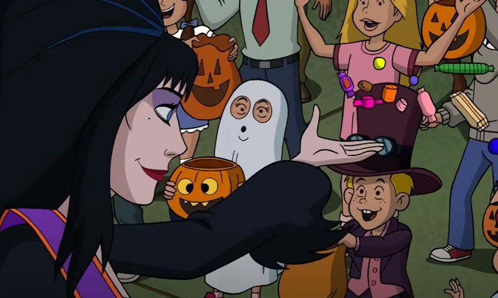 Happy Halloween, Scooby Doo
