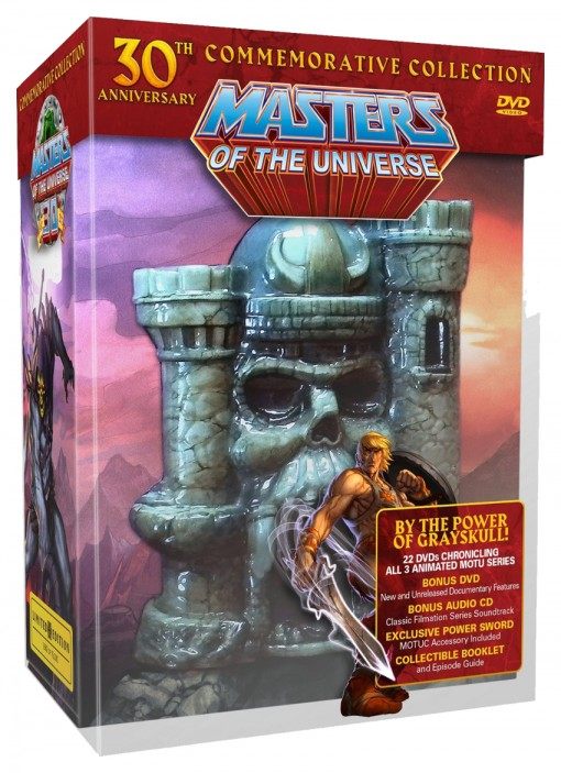 He-Man & The Masters of the Universe: 30th Anniversary Commemorative Collection