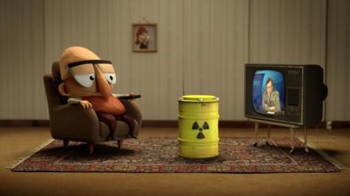 Herr Hoppe und der Atommüll