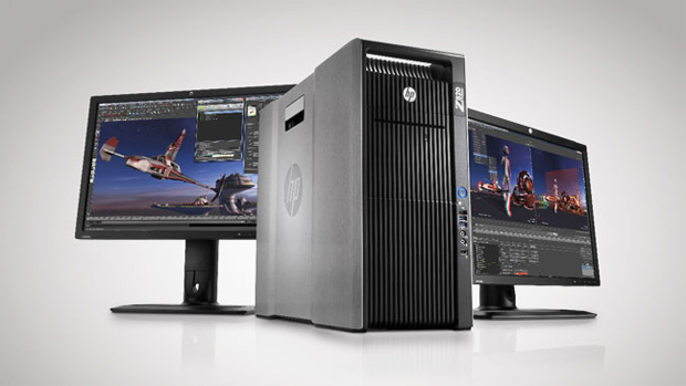 Hewlett-Packard's z820 Workstation