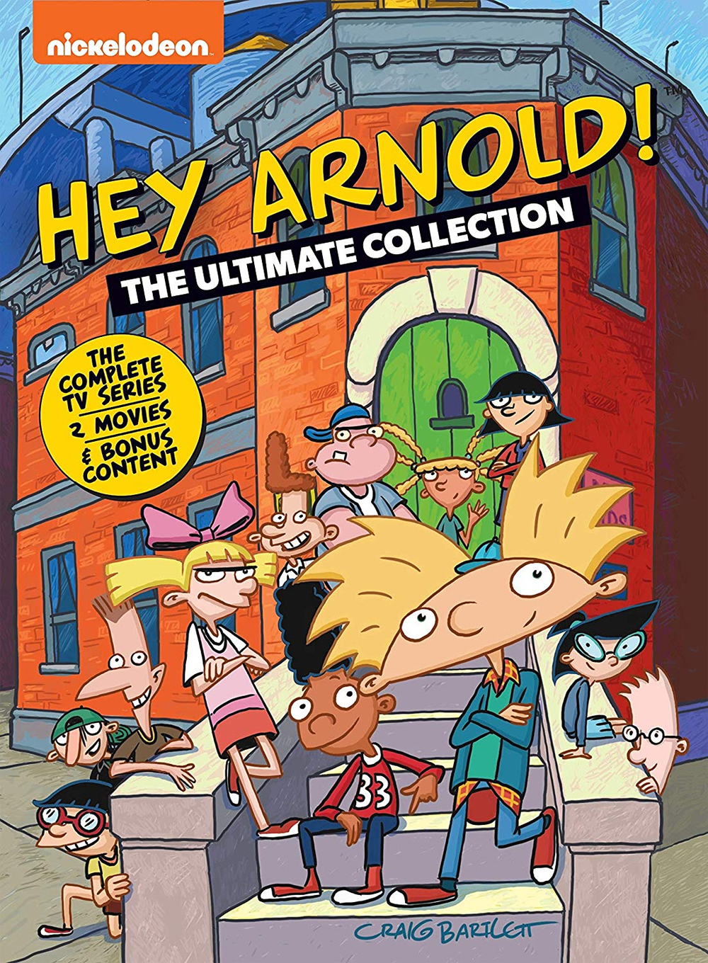 Hey Arnold! The Ultimate Collection