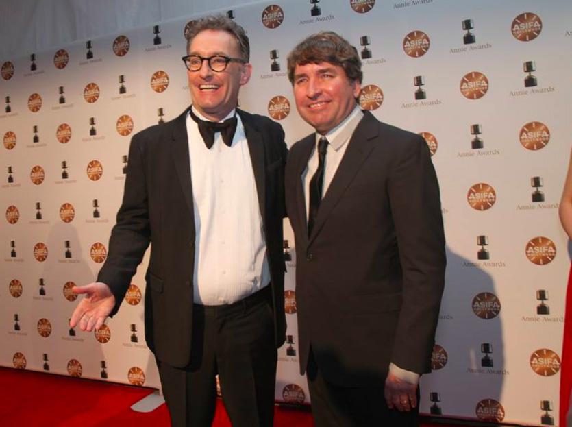 Hillenburg and Kenny