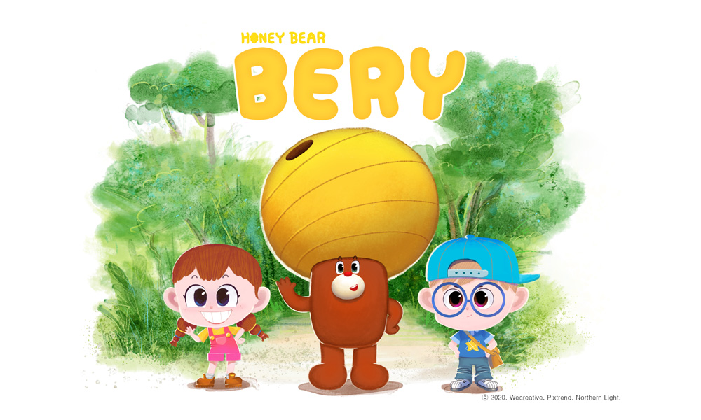 Honey Bear Bery