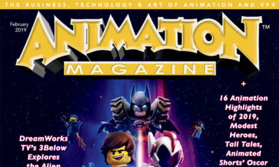Animation Magazine - #287 February 2019