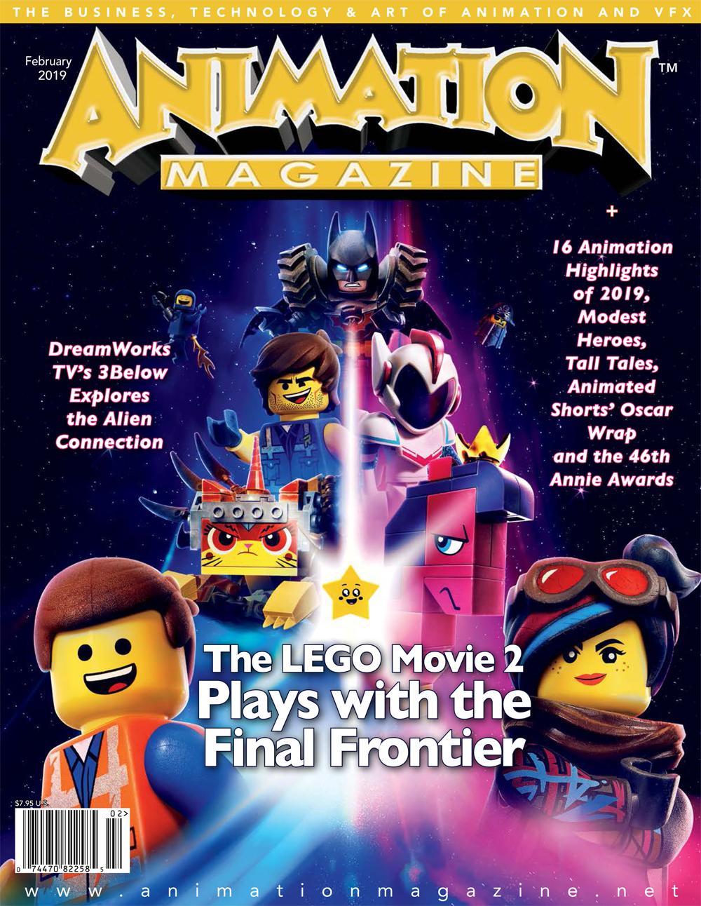 Animation Magazine - #287 February 2019