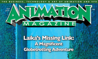 Animation Magazine - #289 April 2019