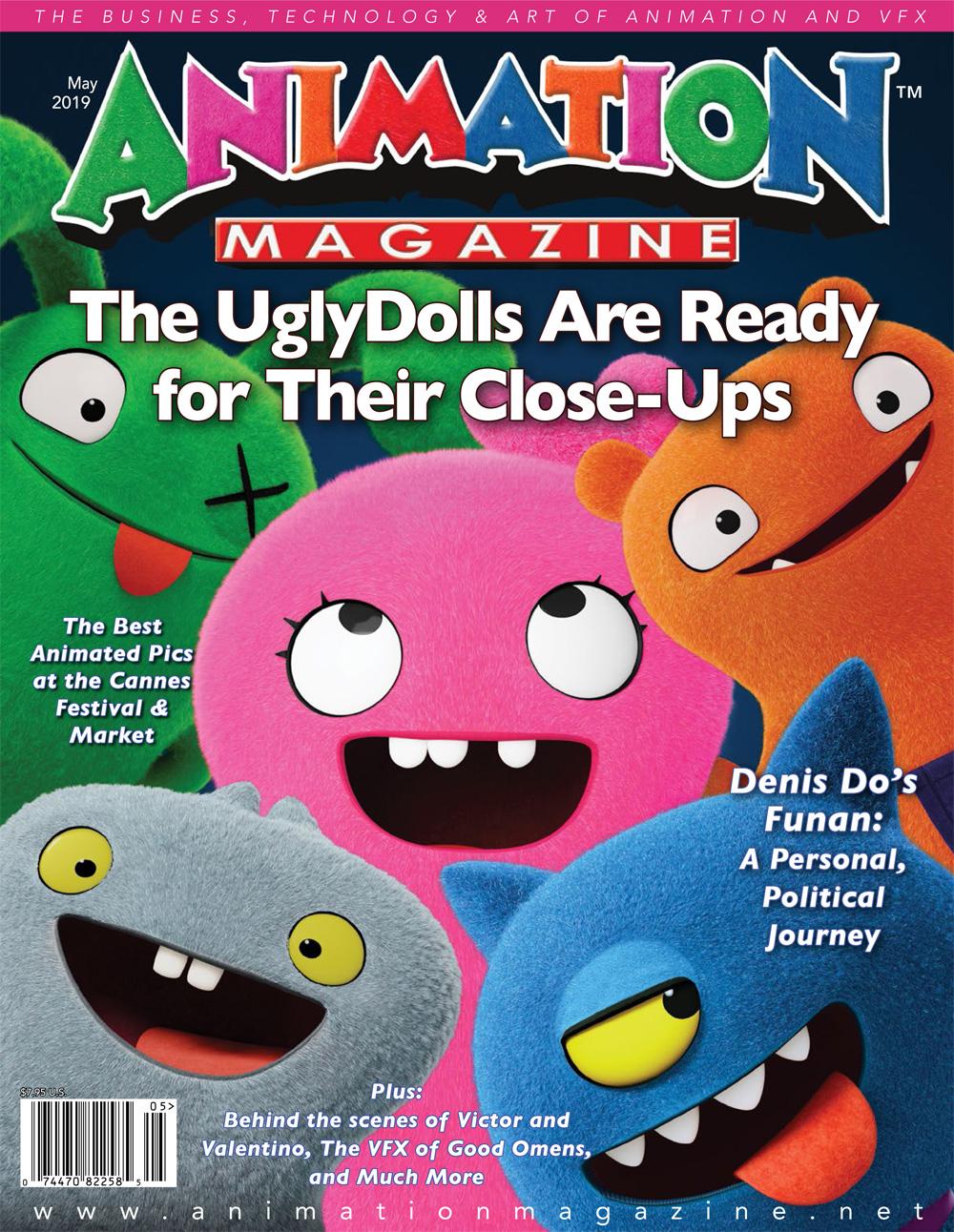 Animation Magazine - #290 May 2019