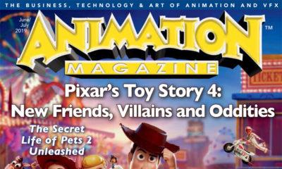 Animation Magazine - #291 June/July 2019