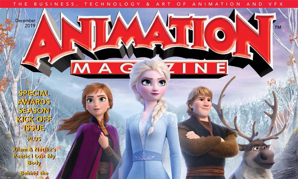 Animation Magazine – #295 December 2019