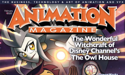Animation Magazine – #297 February 2020