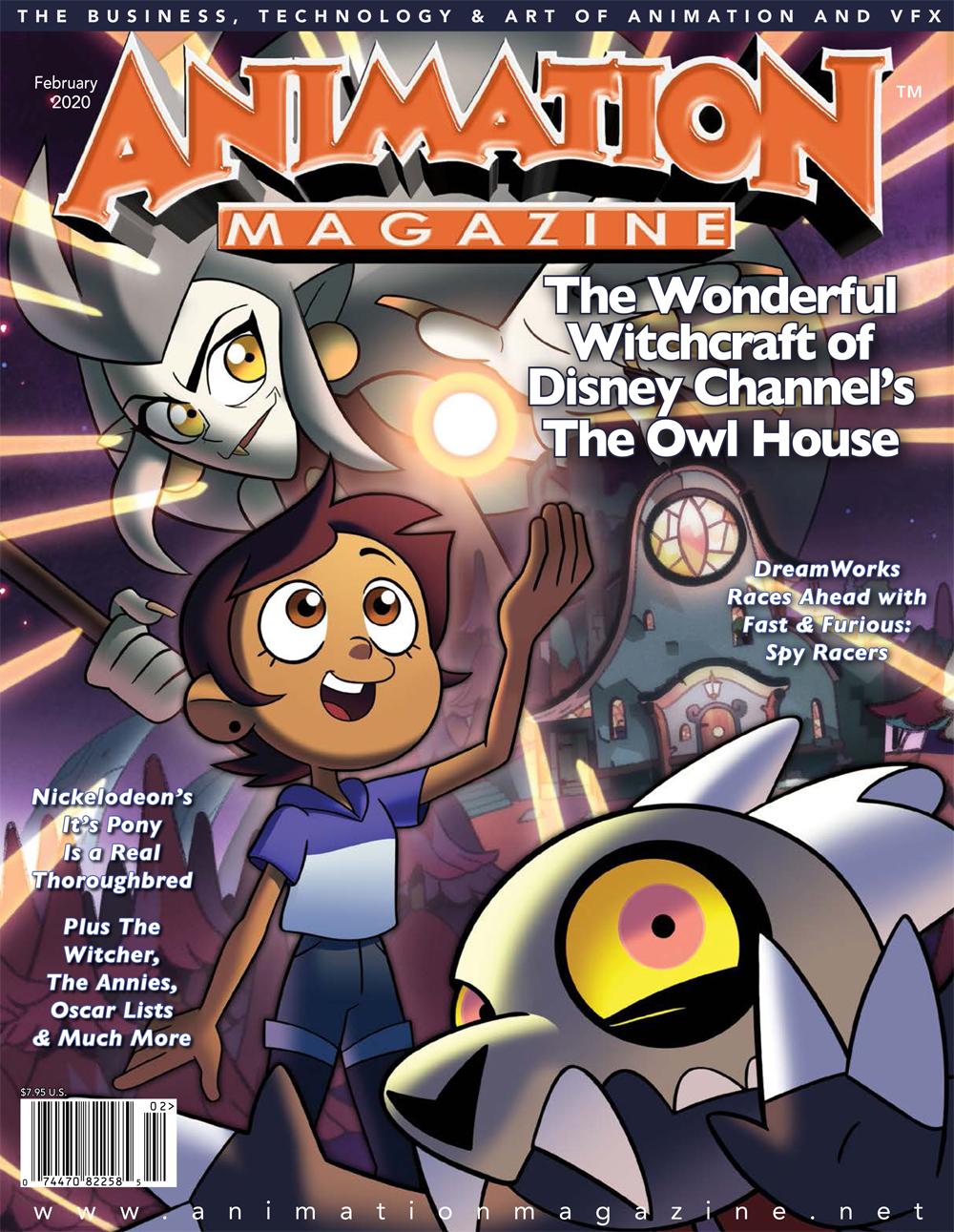 Animation Magazine – #297 February 2020