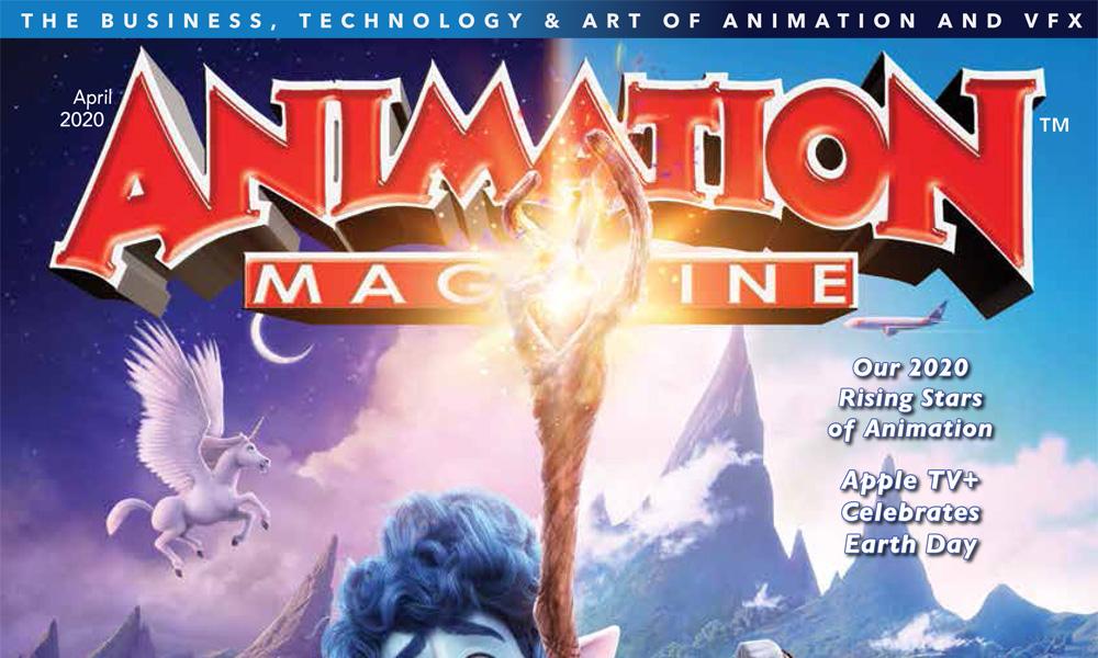 Animation Magazine – #299 April 2020