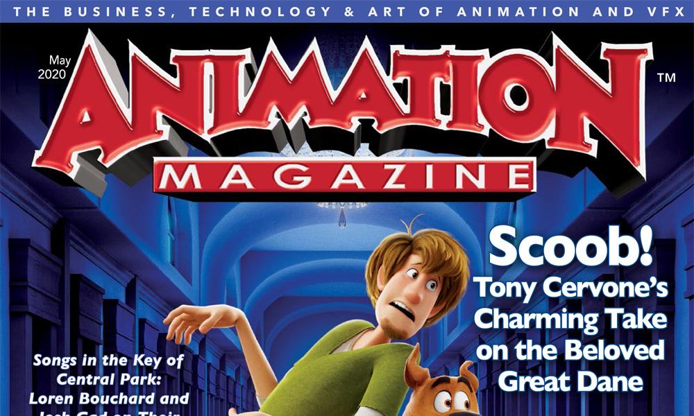 Animation Magazine – #300 May 2020