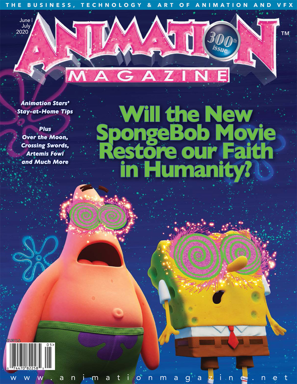 Animation Magazine – #301 June/July 2020