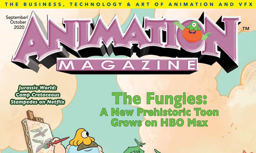 Animation Magazine – #303 September/October 2020