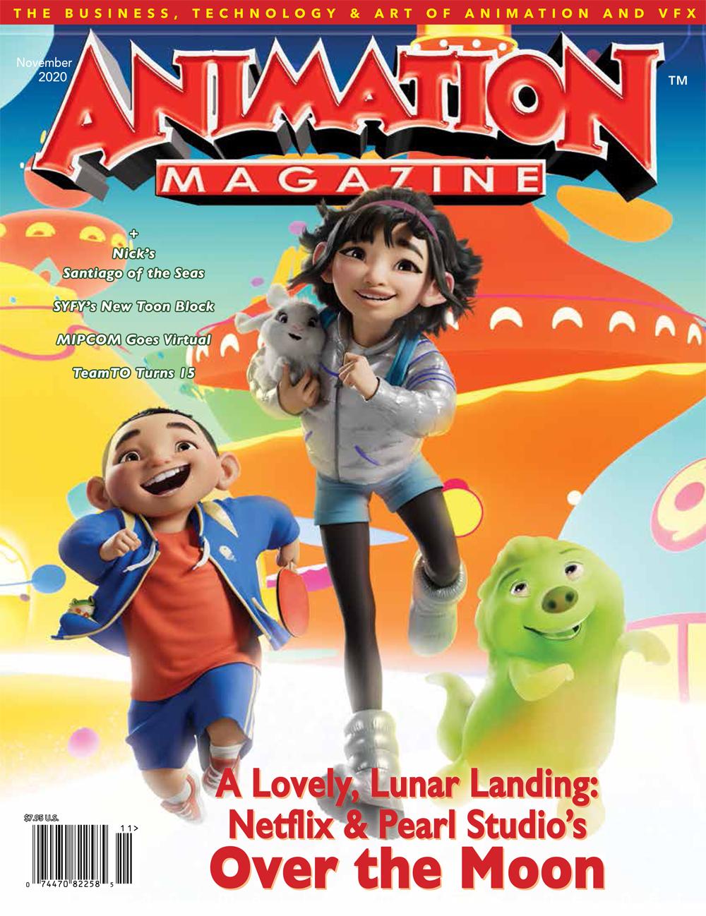 Animation Magazine – #304 November 2020