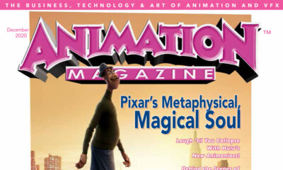 Animation Magazine – #305 December 2020