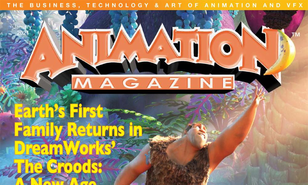 Animation Magazine – #306 January 2021