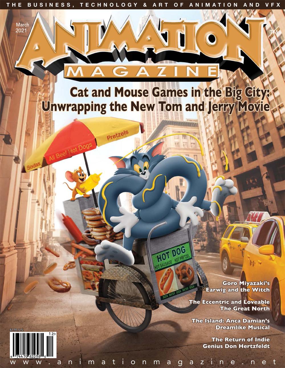 Animation Magazine – #308 March 2021