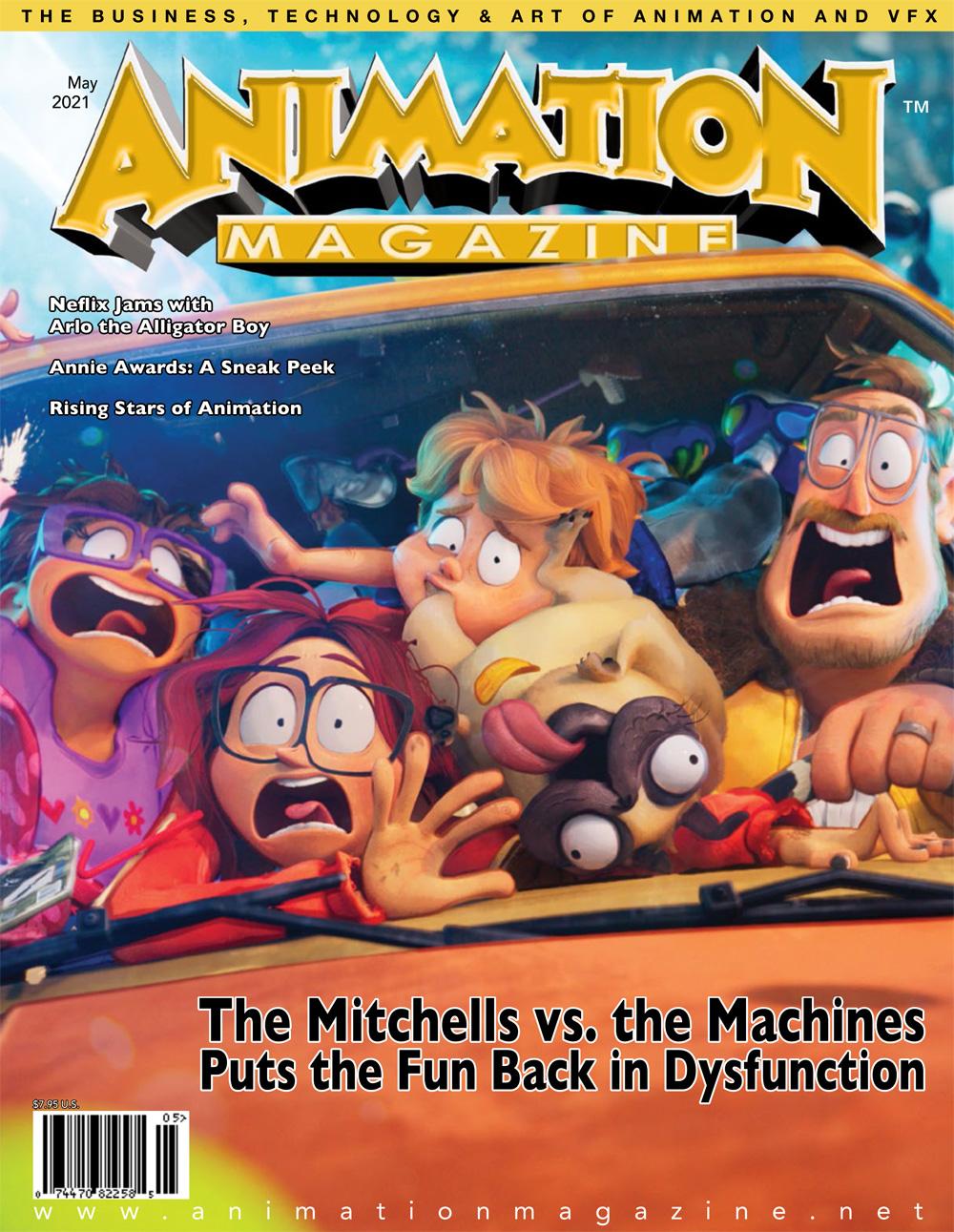 Animation Magazine – #310 May 2021