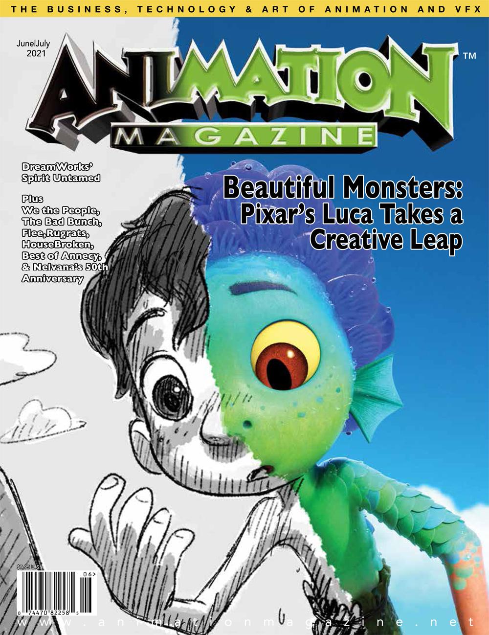 Animation Magazine – #311 June/July 2021