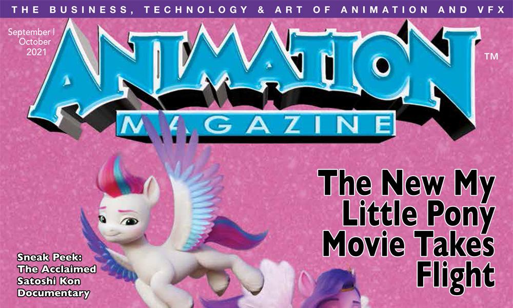 Animation Magazine – #313 September/October 2021
