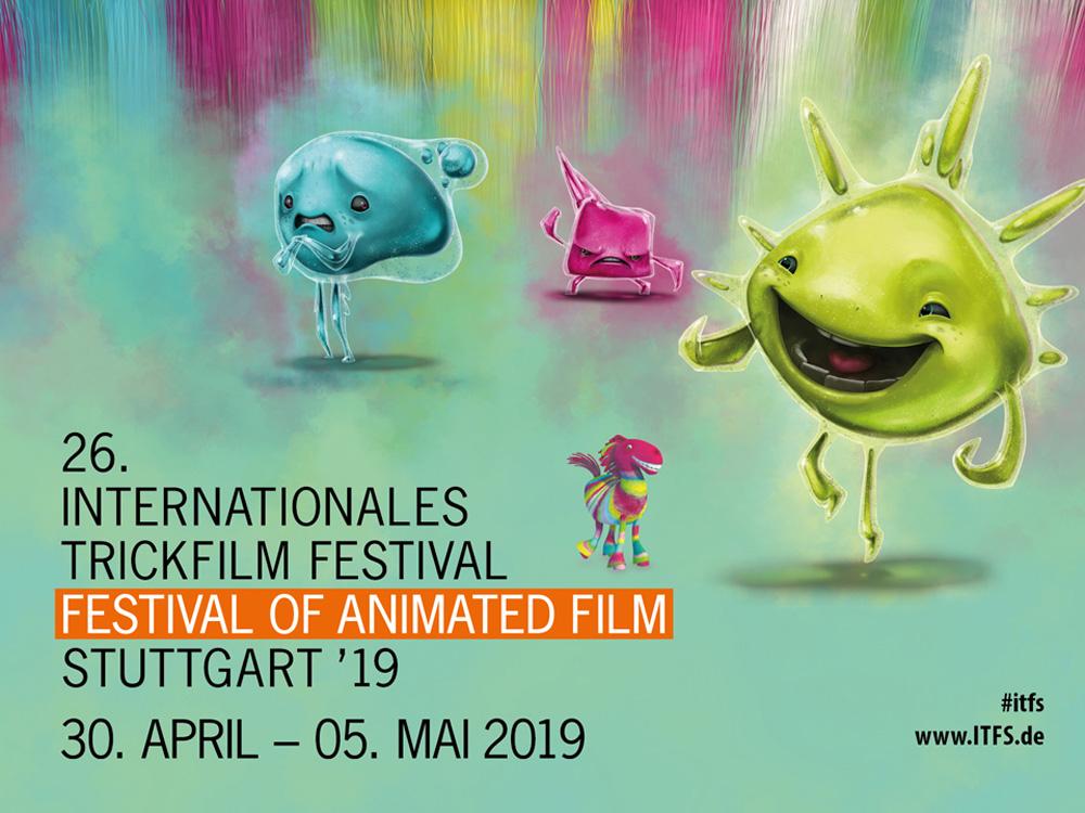 Int'l Trickfilm Festival Stuttgart