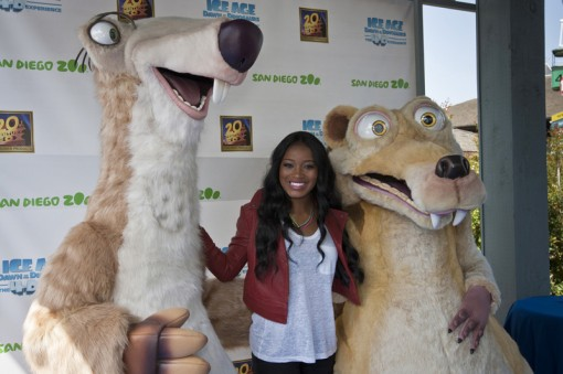 Ice Age: Dawn of the Dinosaurs – The 4-D Experience