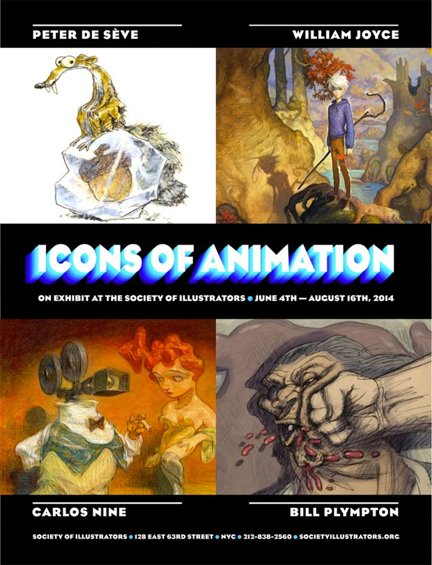 Icons of Animation
