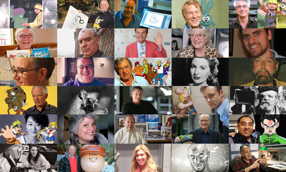 In Memoriam: Remembering the Animation & VFX Greats We Lost in 2020