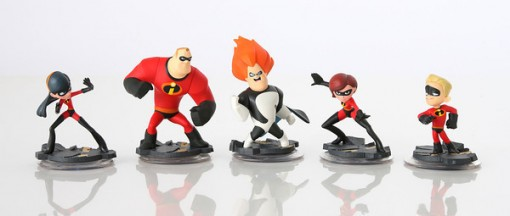 Disney Infinity Incredibles Play Set