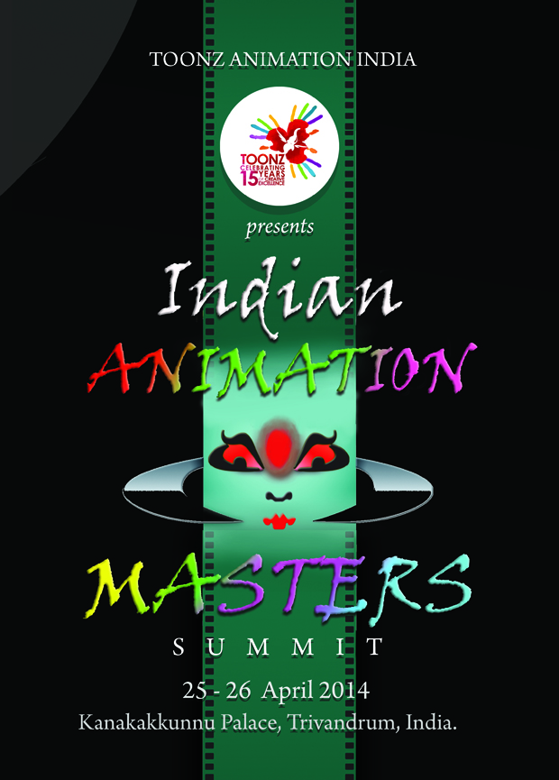 Indian Animation Masters Summit 2014