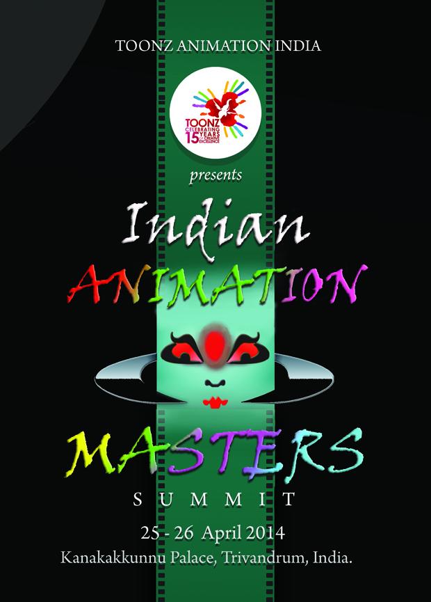Indian Animation Masters Summit 2014