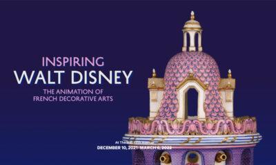 Inspiring Walt Disney: The Animation of French Decorative Arts