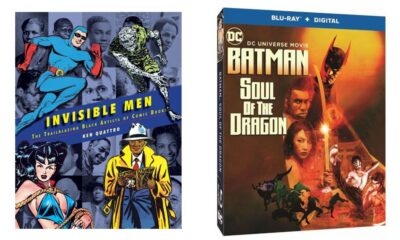 Invisible Men: The Trailblazing Black Artist of Comic Books, Batman: Soul of the Dragon