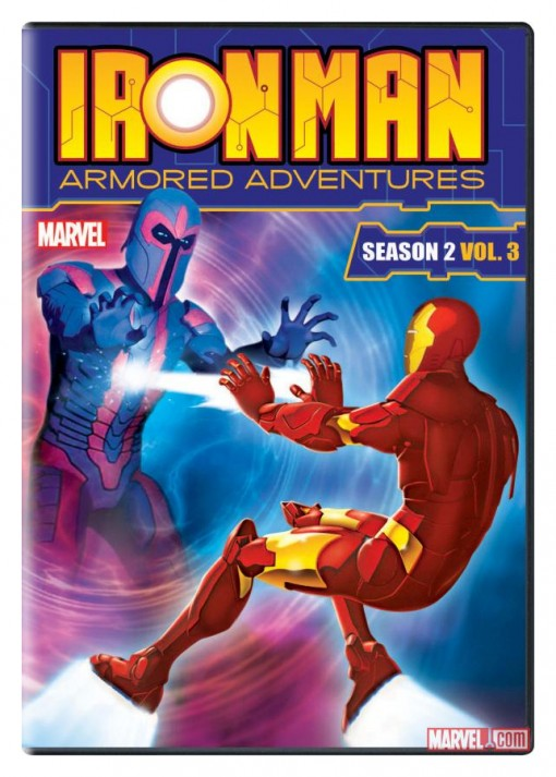 Iron Man Armored Adventures: Season 2, Vol. 3