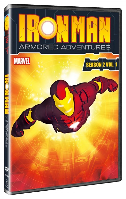 Iron Man: Armored Adventures Season 2 Volume 1