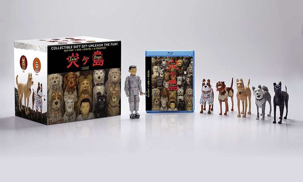Isle of Dogs Special Edition