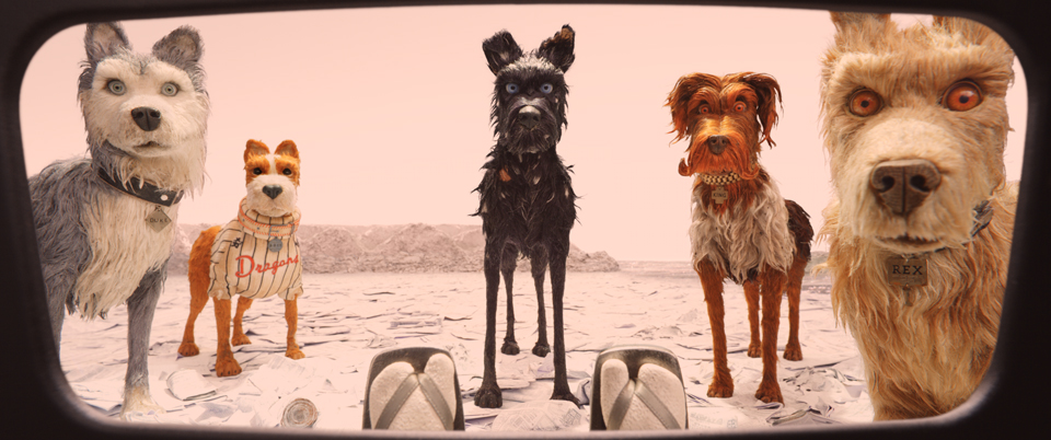 Gallery: New Pics Unleashed for 'Isle of Dogs'