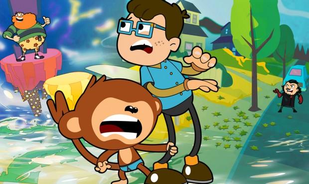 I've Got a Time-Traveling Monkey on My Back