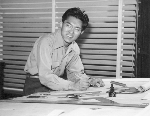 Iwao Takamoto at Disney