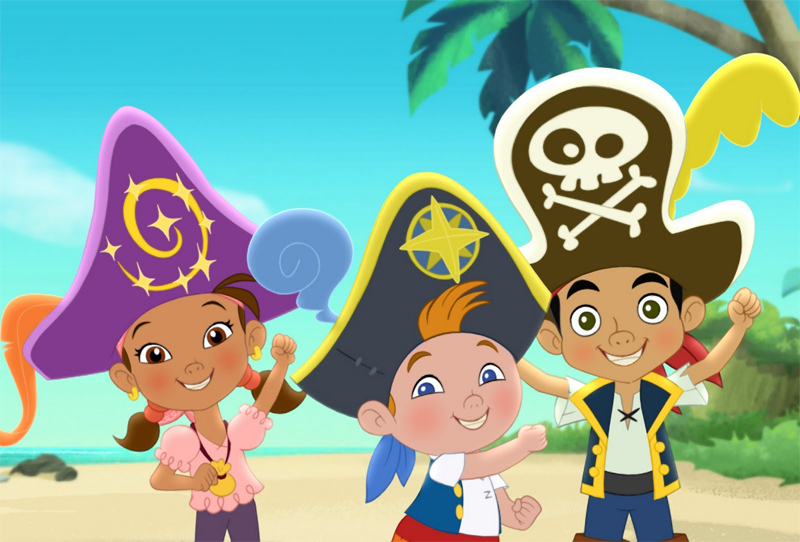 Jake and the neverland pirates cast - photo#24