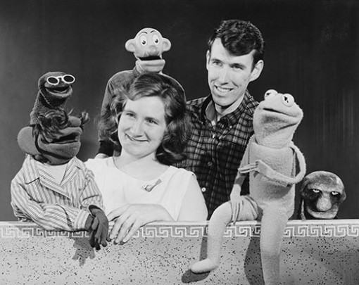 Jim and Jane Henson