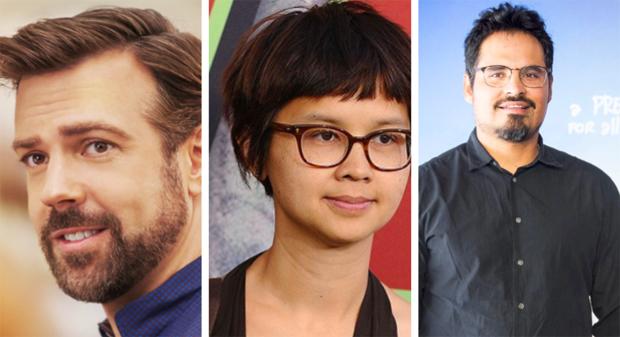 Jason Sudeikis, Charlyne Yi, and Michael Pena