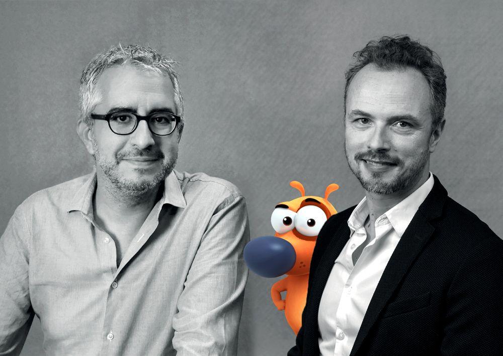 Jérémie Fajner y Clément Calvet de Superprod