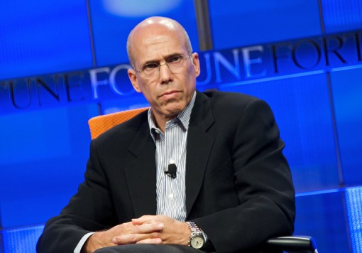 Jeffrey Katzenberg
