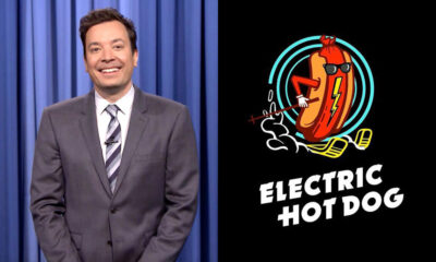 Jimmy Fallon / Electric Hot Dog