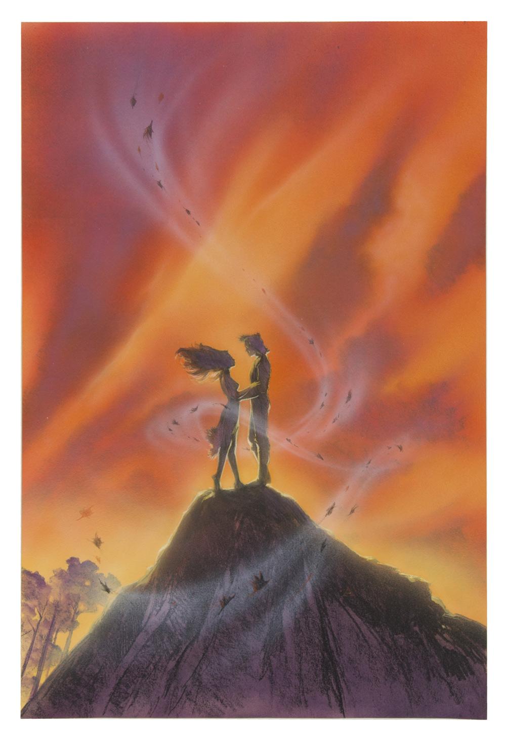 Pocahontas, by John Alvin